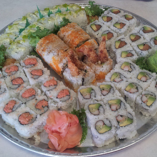 Sushi Pirate in North Aurora {Foodie Gram}