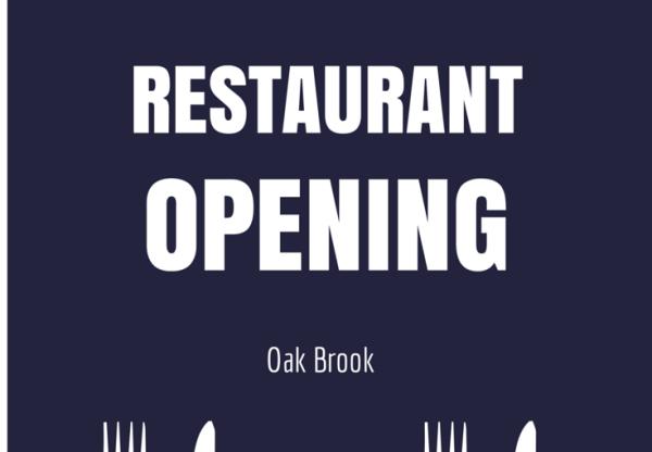 {Restaurant Opening} Oak Brook, Real Urban BBQ