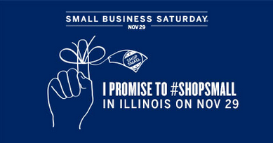 Small Business Saturday…Take The Pledge (2014)