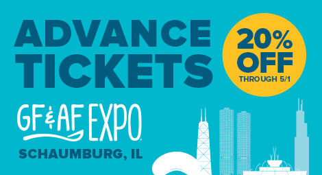Chicago Gluten Free and Allergen Friendly Expo (2015)