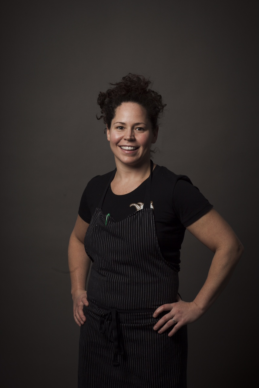 Chef Stephanie Izard Gives Details about Pinterest Cookbook (Video)