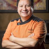 Chef Dudley Nieto