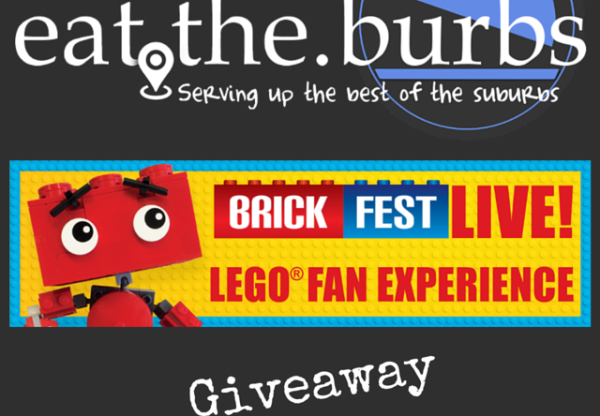 Brick Fest Live, a Lego Fan Experience + Giveaway (Closed)