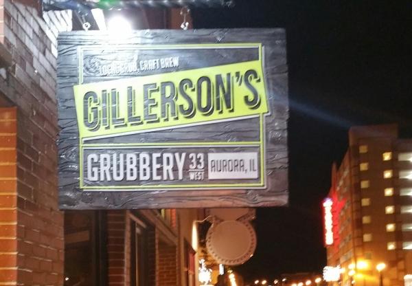 Gillersons Restaurant Opening in Aurora (2015)