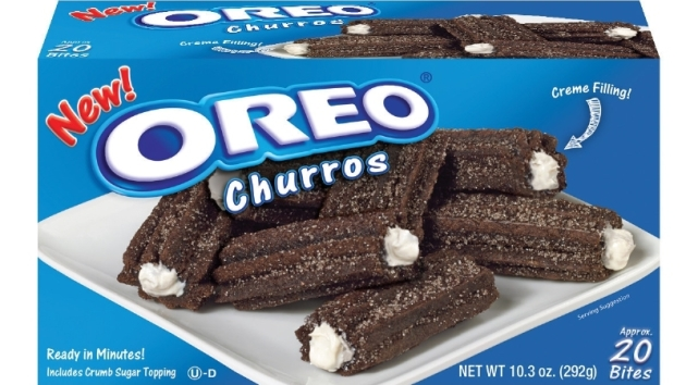Oreo Churros: Battling a Chicago snowstorm to find them