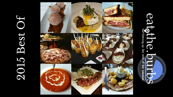 Did You Visit in 2016?, Best of Chicago Suburban Restaurants