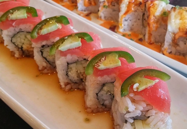 {Foodie Gram} Sushi City in Downers Grove
