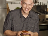 THE CHEW - Michael Symon is one of the hosts of the delicious daytime talk show, THE CHEW, airing on the ABC Television Network. (ABC/ Craig Sjodin)