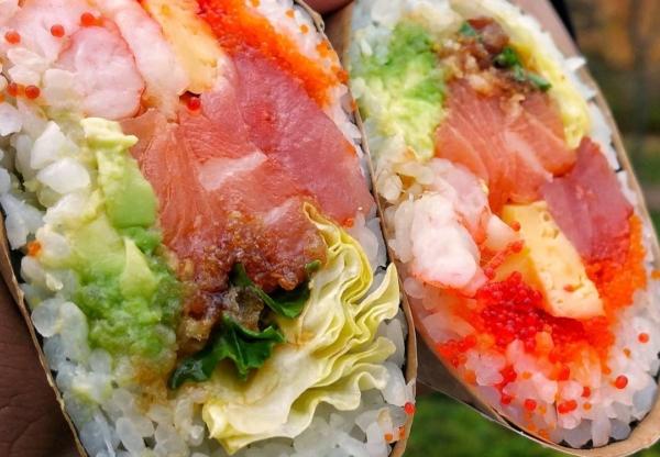 Jaku Sushi & Grill in Caledonia {Foodie Gram}