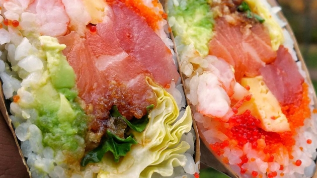 {Foodie Gram} Jaku Sushi & Grill in Caledonia