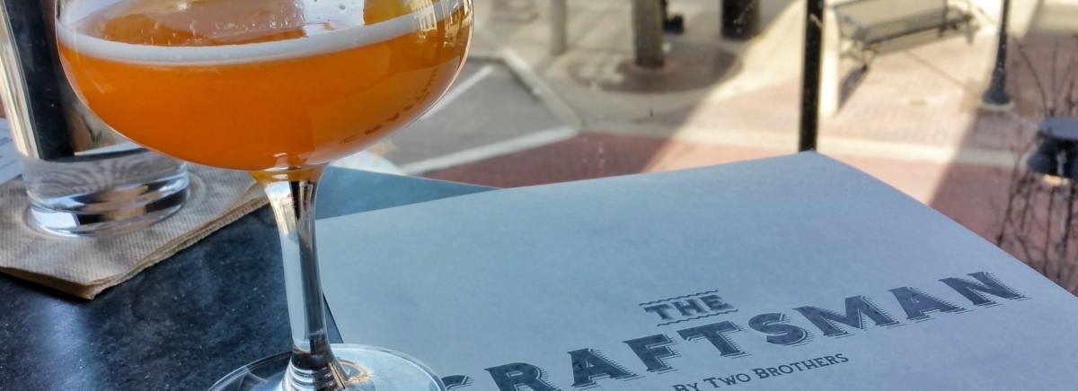 The Craftsman by Two Brothers Brunch in Chicago Suburbs
