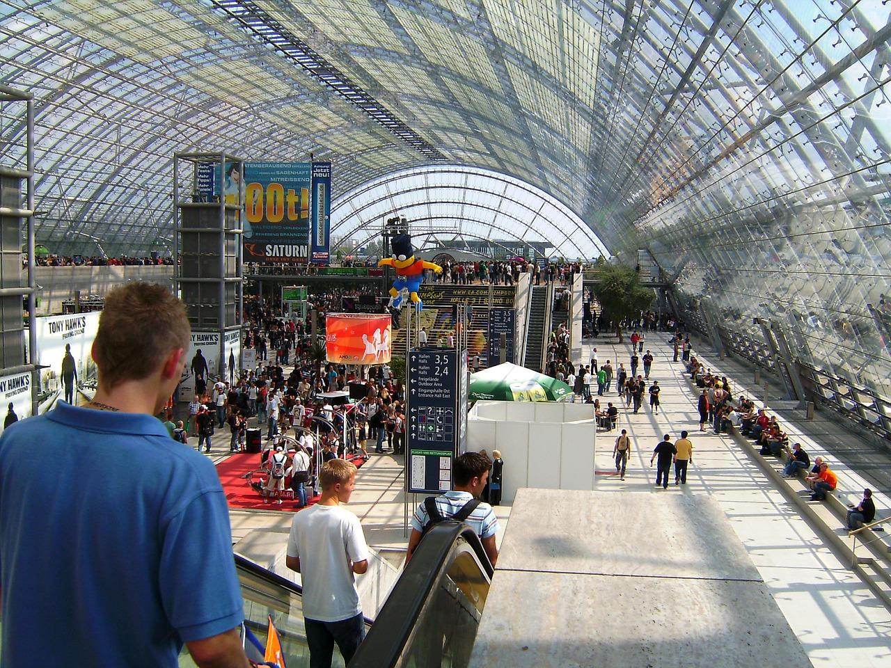 expo-entryway